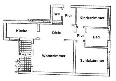 Bochum (Höntrop) Wohnungen, Bochum (Höntrop) Wohnung kaufen