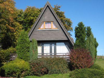 Gemütliches Holzhaus im Nationalpark Eifel