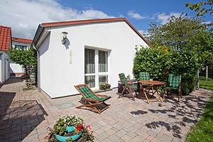 Gemütliche 34m²-Ferienwohnung für maximal 3 Personen in Lauterbach auf der Insel Rügen