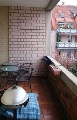 Zimmerwohnung provisionsfrei balkon mit ebk und begehbaren