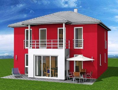 Einfamilienhaus neu tting einfamilienh user mieten kaufen for Walmdachhaus mit garage