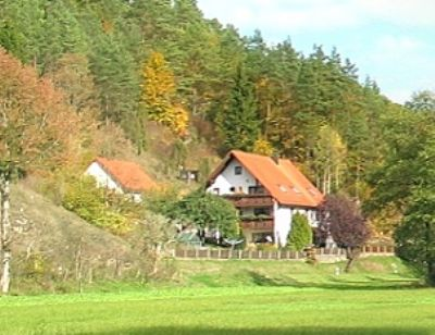Haus Wiesenttal