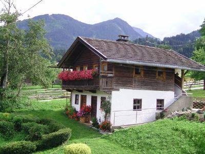 Gemütliches Ferienhäuschen im Zillertal