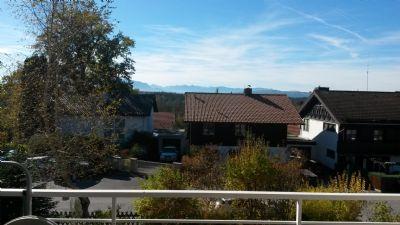 Attraktives Apartment mit herrlichem Alpenblick