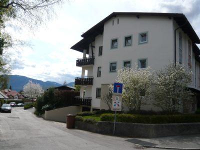 Murnau, 2 ZKB, ca. 66 m² Wfl., 2. OG, Parkett, Balkon mit herrlichem Bergblick