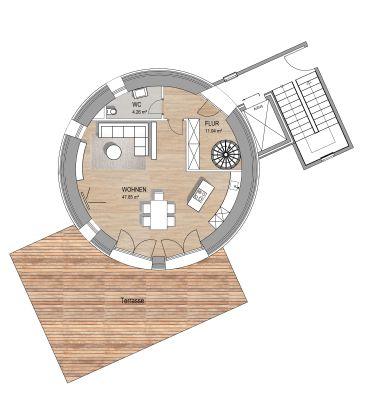 wohnen im wasserturm exklusive 2 etagenwohnung mit panoramablick erstbezug etagenwohnung. Black Bedroom Furniture Sets. Home Design Ideas