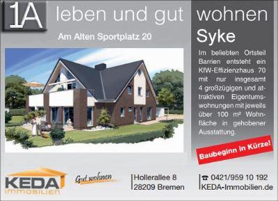 Syke Wohnungen, Syke Wohnung kaufen