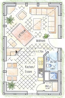 fachwerk ferienhaus im ferien wohnpark arningshof am. Black Bedroom Furniture Sets. Home Design Ideas