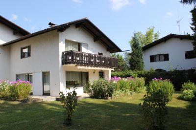 Iffeldorf am Rande der Osterseen - Eigentumswohnung mit großem Garten in bester ruhiger Wohnlage