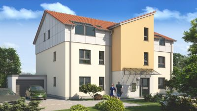 - Neu - barrierefreie Wohnungen im Vitalishof Bönen