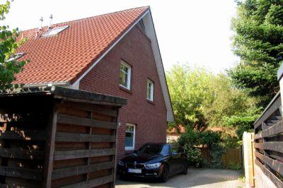 Moderne Doppelhaushälfte zentral und waldnah in Friedrichsfehn - Edewecht