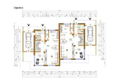 doppelhaush lfte mit garage ausbauhaus ohne. Black Bedroom Furniture Sets. Home Design Ideas
