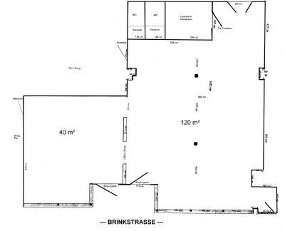 ladenlokal b rofl che im zentrum von lohne praxisfl che lohne 2nra335. Black Bedroom Furniture Sets. Home Design Ideas