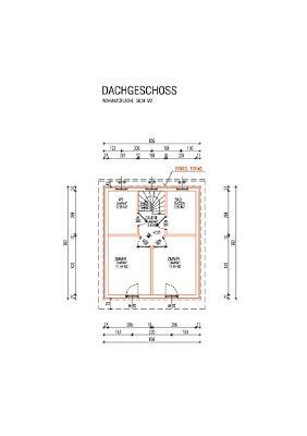 satteldachhaus 102 m schl sselfertig ohne. Black Bedroom Furniture Sets. Home Design Ideas