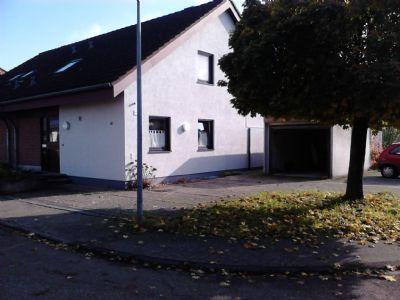 Herxheim: DHH, Terasse, Garten, Garage