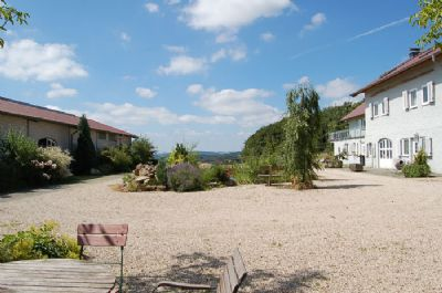 Grefensteinerhof - Wohnung 1 - Eifelblick