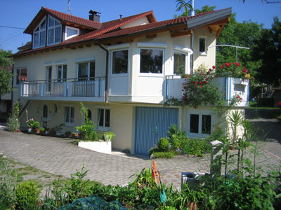 Haus Lissy - Ferienwohnung im Dachgeschoss