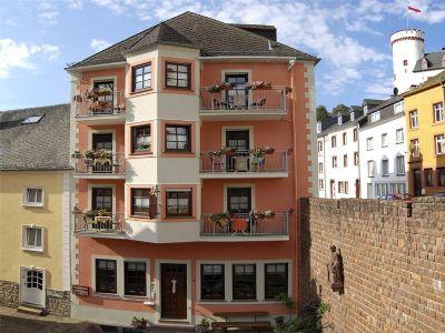 Zum Burgfried - Ferienwohnung 4