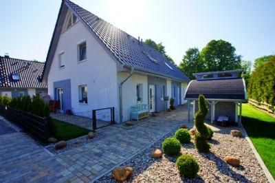 Ferienhaus Dahmeer in Dahme für max. 6 Personen, strandnah, umzäunter Garten