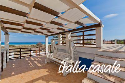 Sardinien, Ferienhaus in Strandnähe bei Villassimius