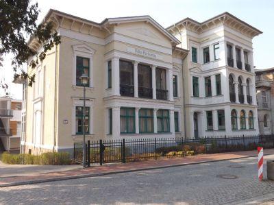 Villa Perkunos, Wohnung 1