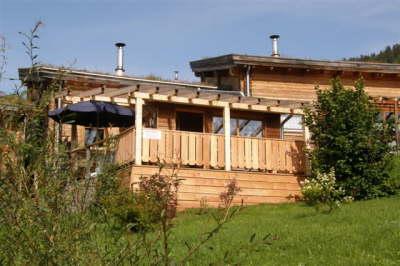 Tauern-Hütt'n Feriensiedlung  Haus 5