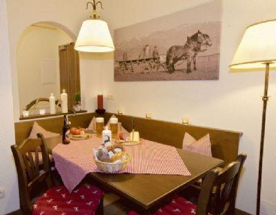 Hotel Gästehäuser Hartung / 3-Zimmer-Ferienwohnung