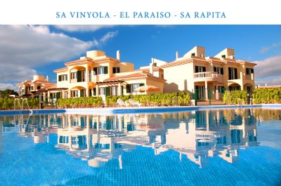 El Paraiso - Residence Club - Sa Rapita - Mallorca