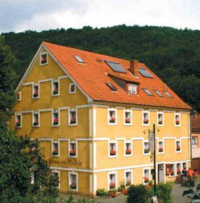 Pension Mühle - Ferienwohnung I