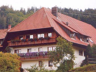 Bühlhof im Schwarzwald - Ferienwohnung