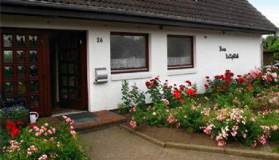 Haus Halligblick - Ferienwohnung 2 Oland