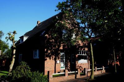 Haus Albertus Berents - Ferienwohnung im Wiesenweg
