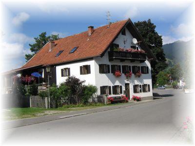 bed and breakfast Gästehaus  mit Königscard in Unterammergau/bei Oberammergau**