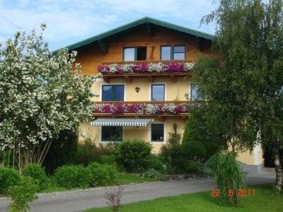 Ferienwohnungen Familie Laireiter / Haupthaus - Buchfink