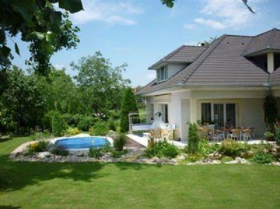 Gyenensdiás / Balaton:  Ferienwohnung mit Pool für 2 bis 6 Personen