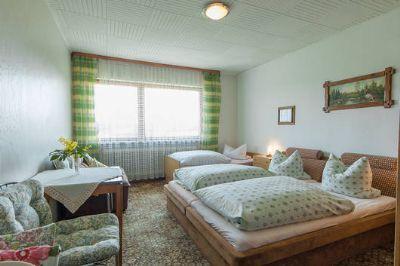 Pension & Ferienwohnung Schmidt - Zimmer