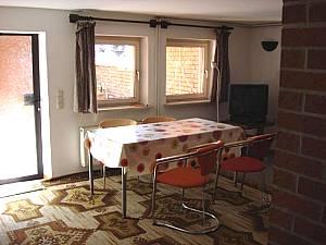 Ferienzimmer im Souterrain