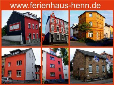 20 Ferienwohnungen / Apartments / Ferienhäuser in Siegburg, Bonn, Hennef (Köln/Bonn) für 1 - 80 Personen  Ideal für Monteure und Urlauber