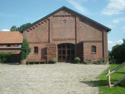 Birkenhof - große Ferienwohnung
