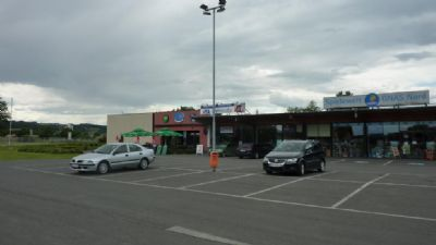 Gnas Ladenlokale, Ladenflächen